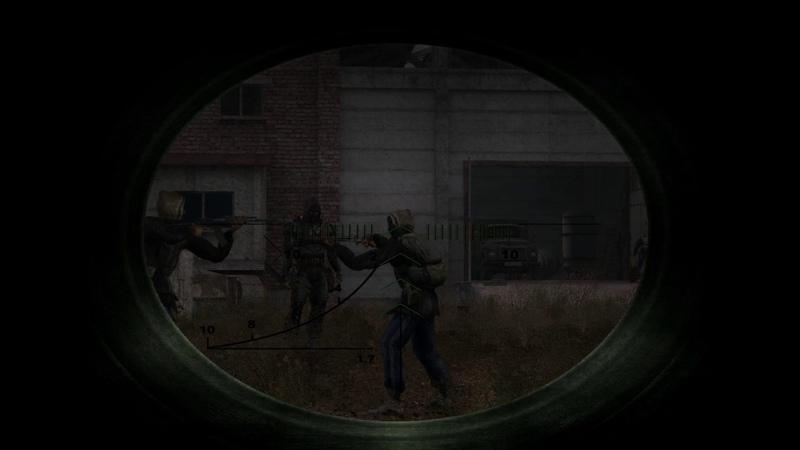 STALKER Shadow of Chernobyl | часть 15 | Тёмная долина | база бандитов