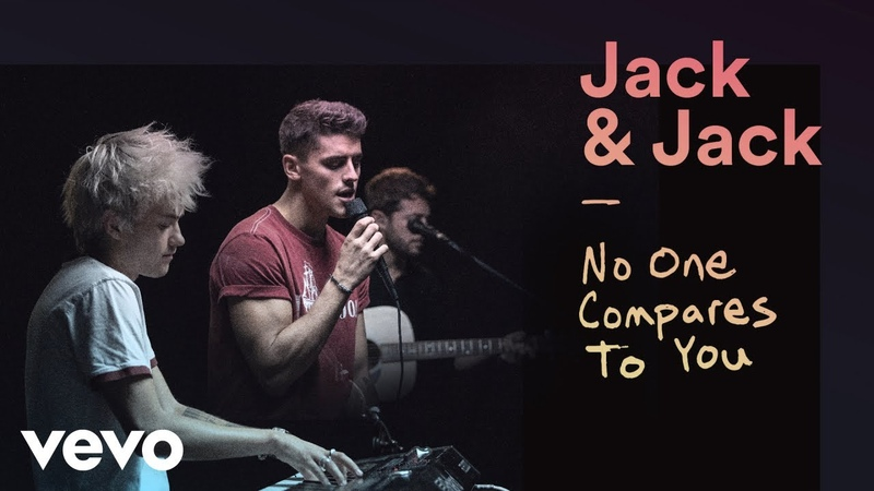 Jack Jack - No One Compares to You Official Performance | Vevo