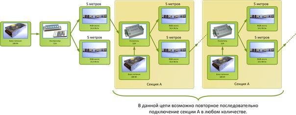 Схема подключения преобразователя напряжения на мтз