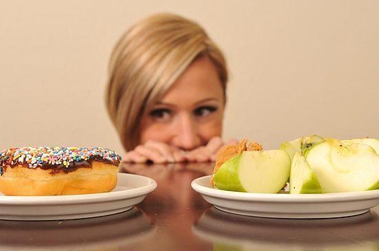 Главные правила любой диеты