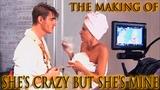 Бэкстейдж Алексей Воробьев - Сумасшедшая The Making Of ALEX SPARROW - SHE'S CRAZY BUT SHE'S MINE