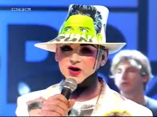 Boy George - Run (Live at Top of the Pops)