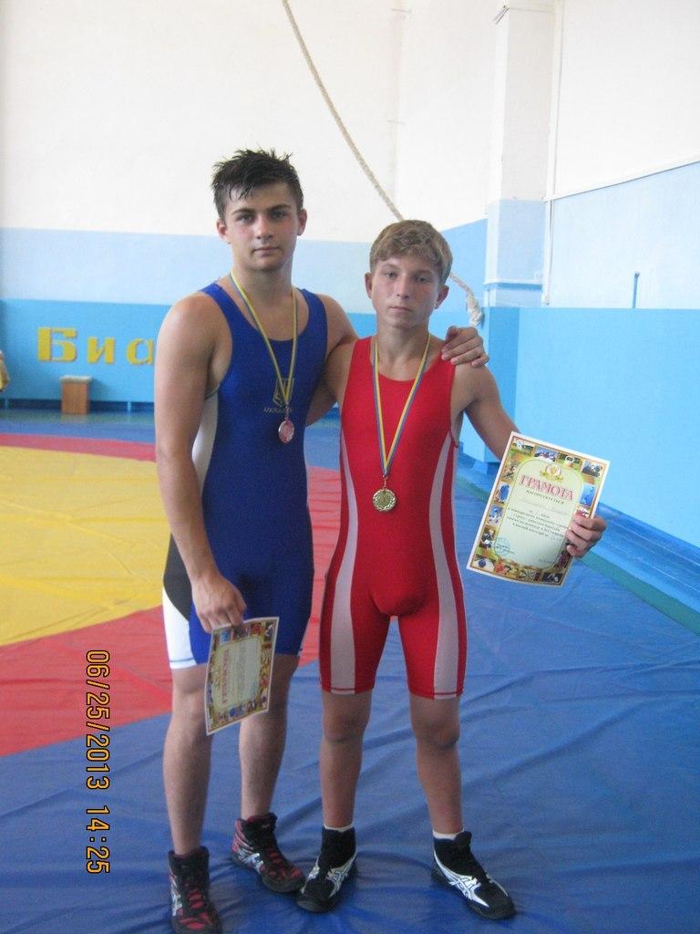 Миргородські спортсмени