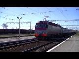 «Очень скорый» ЭП10-012 с поездом 60 София - Москва