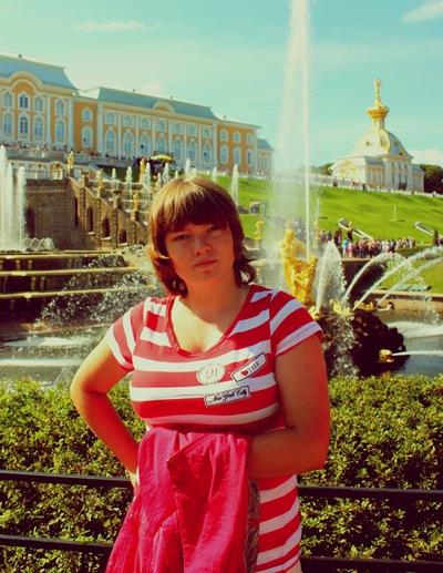 Юля Балашова, 29 сентября 1995, Санкт-Петербург, id5022401