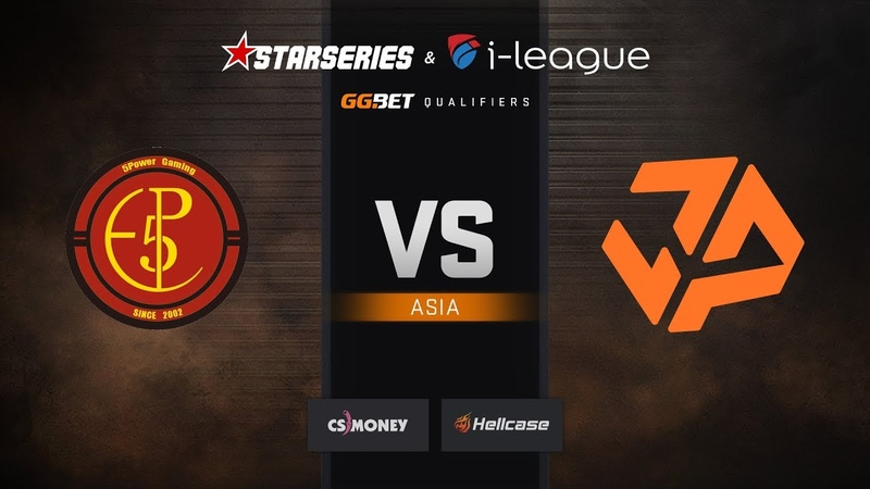 5POWER vs GOSU, map 1 mirage, StarSeries i-League Season 6 Asia Qualifier