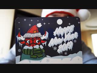 Slamz:: Подарочные карты + Новогодняя распродажа