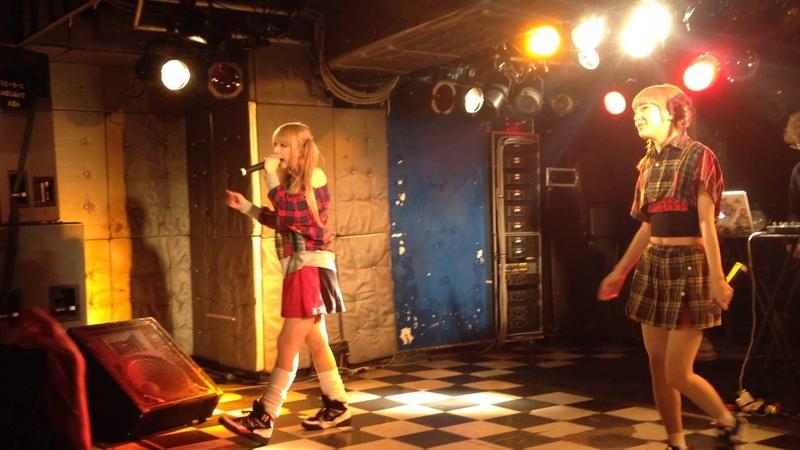2015 11 23 おやすみホログラム HEAD TYPE FEST @ 新宿LOFT