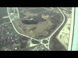 Посадка в Толмачево. (Глазами пилота и пассажира) Или как мы вернулись с Горно-Алтайска 1.05.13