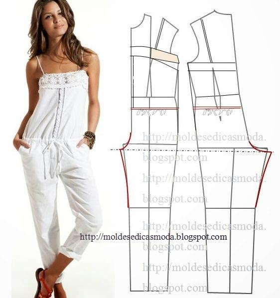 Моделируем штаны и шорты (5 фото) - картинка