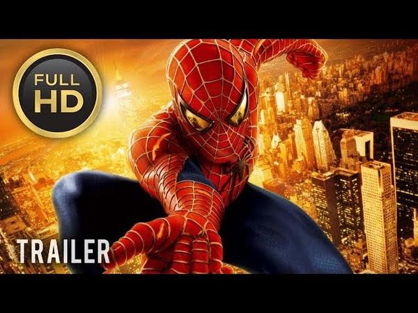 🎥 SPIDER-MAN (2002)   Full Movie Trailer in HD   1080p