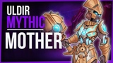 Frost Mage Mother - Mythic Uldir