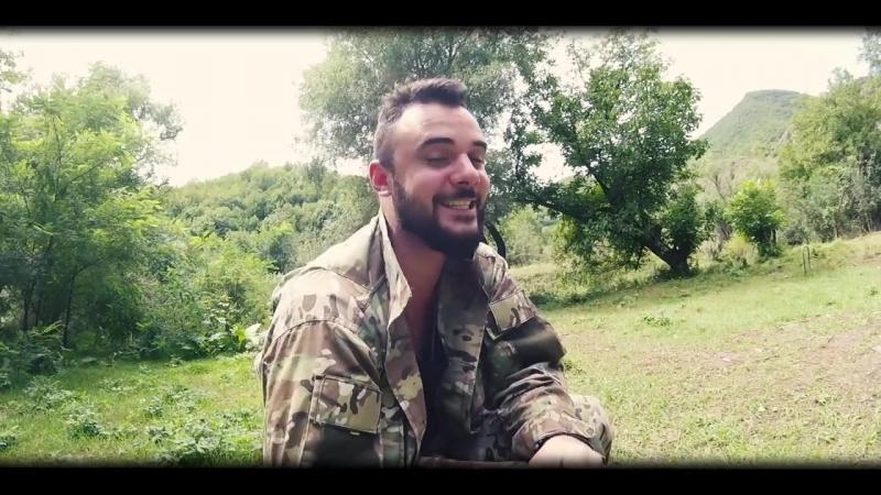 Մագան Արցախից թողարկել է նոր տեսանյութ. Նա եղել է Թալիշում և ականատես եղել սահմանի կրակոցներին (Youtube/MAGASHOW)