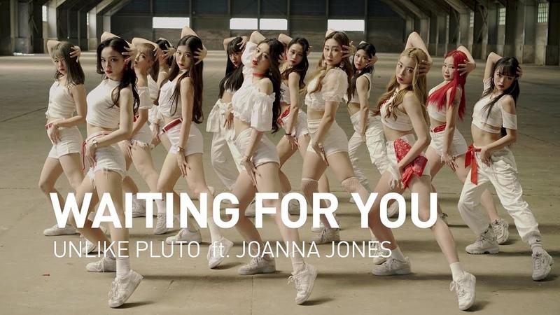 ALiEN | Unlike Pluto - Waiting For You (feat. Joanna Jones)