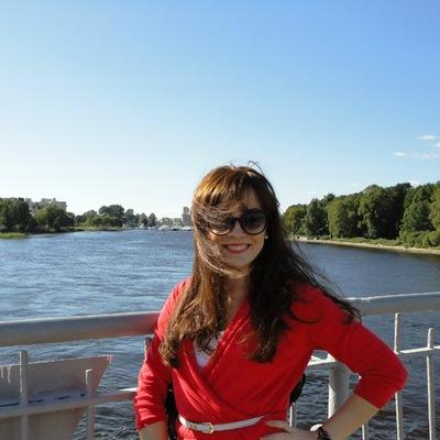 Юлия Фокина, 11 октября , Санкт-Петербург, id11548116