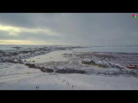 Мордовия. Зимняя Подлесная Тавла 2019. Горные лыжи и сноуборд.