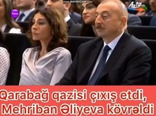 Kamil musavinin gencler gunu tarixi cixisi Vitse prezident Mehriban Eliyevanin kovreltdi.