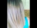 Ботокс волос не дорого🤩Поработала над волосиками Анастасии 💫Прекрасный результат😍