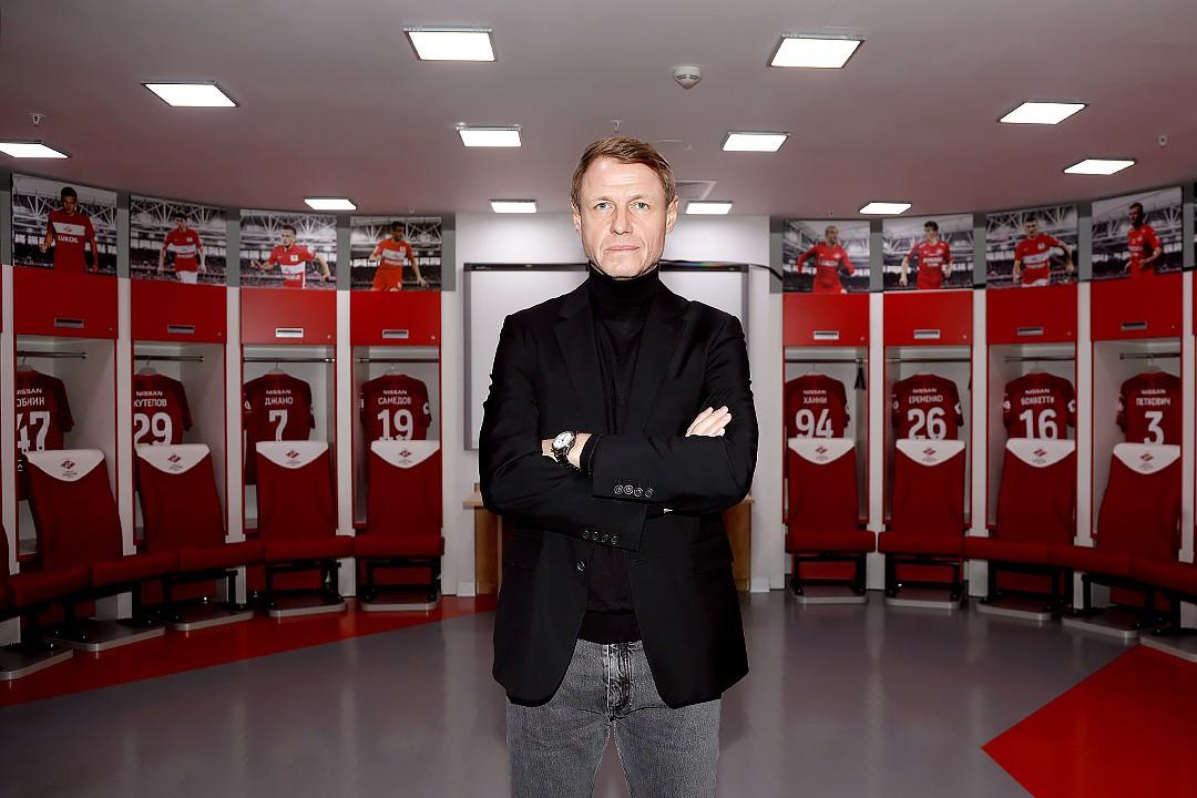 Какими будут первые шаги Олега Кононова в «Спартаке»?