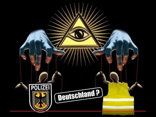 Verschwörungstheorien vs. Gelbe Westen von Oliver Janich Der Volkslehrer Aniassy Savier Co