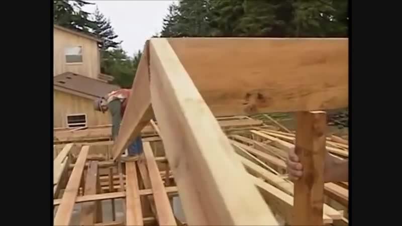 Трилогия Ларри Хона Часть 3 - Крыша каркасного дома