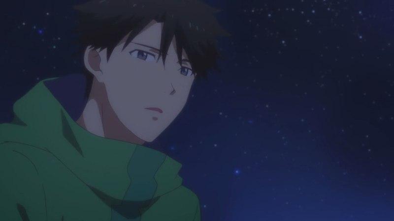MedusaSub Tada kun wa Koi wo Shinai Тада кун не может влюбиться 8 серия русские субтитры