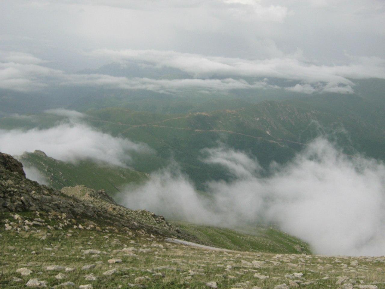 Каджаранский перевал