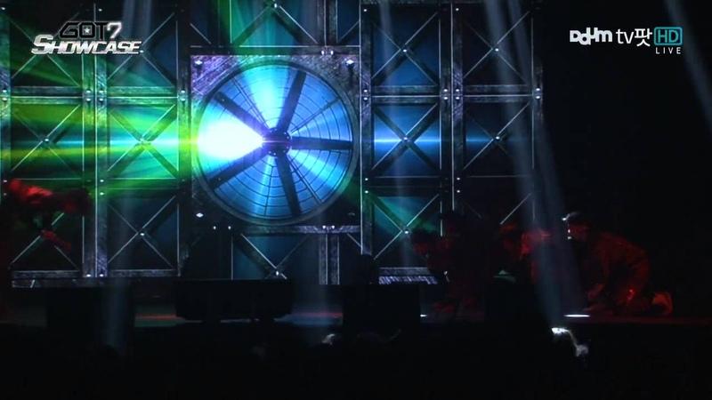 GOT7 Debut showcase - Girls Girls Girls (걸스걸스걸스) 140115