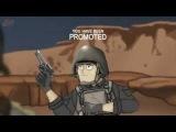 Друзья по Battlefield — M2 Slam (4 сезон, 11 серия)