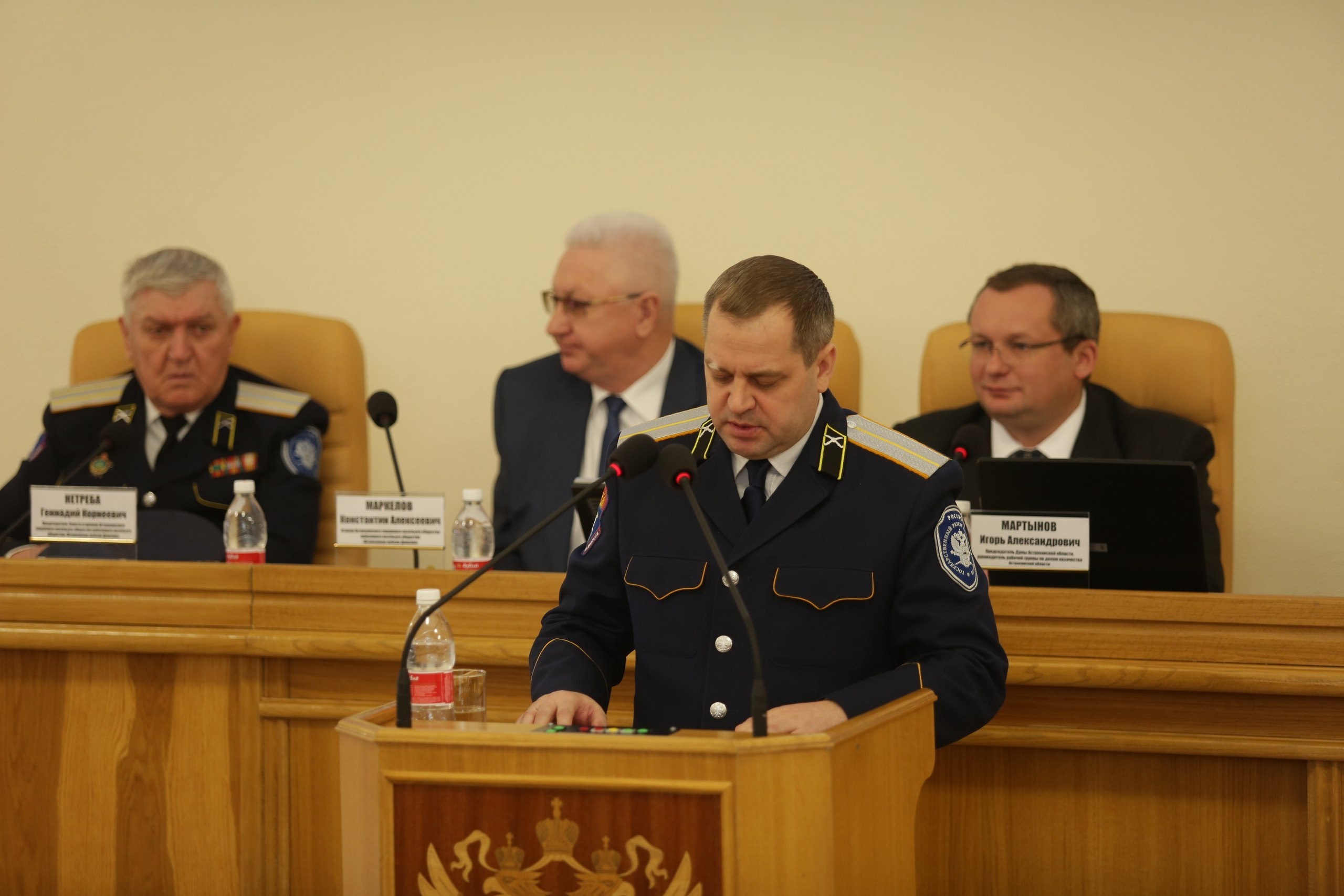 В Астраханской области обсудили развитие казачества 0QesInD3wQs