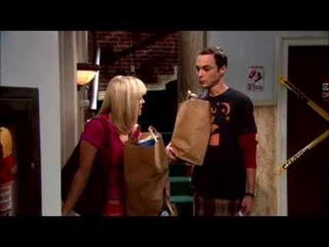 The Big Bang Theory - Tampon Talk