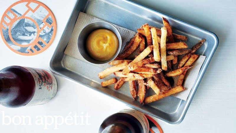You Should Be Pickling Your French Fries and Were Not Kidding | Bon Appétit