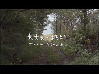 So i can be alright cocco's endless journey / daijôbu de aruyô ni cocco owaranai tabi (2008) dir. hirokazu koreeda