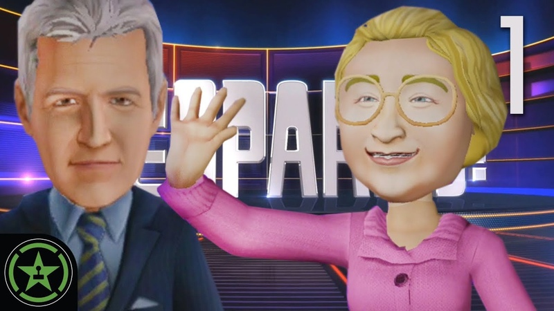 BETTING IT ALL Jeopardy Week 1 Let's Play