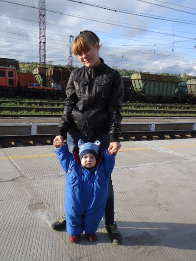 Сашулька Сергеева, 8 июля 1994, Кизел, id163924059