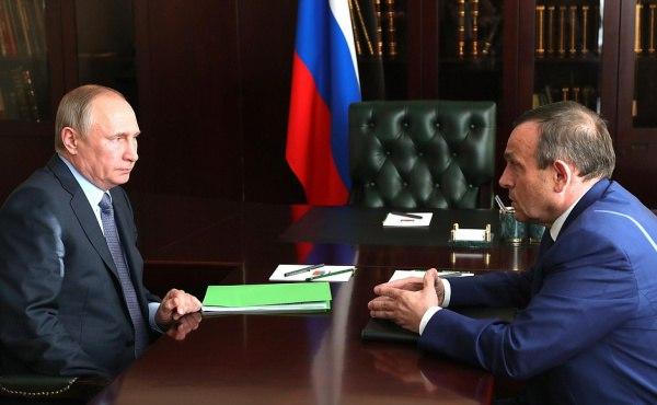 Сметанин: «Все обращения, поступившие на «Прямую линию» Путина от жителей Марий Эл, проработаны»
