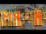 MACHINE MAN -