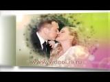 Свадебное слайд-шоу из фотографий (3D альбом)