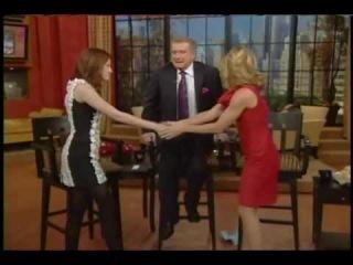 Kristen Stewart Interview on Regis and Kelly