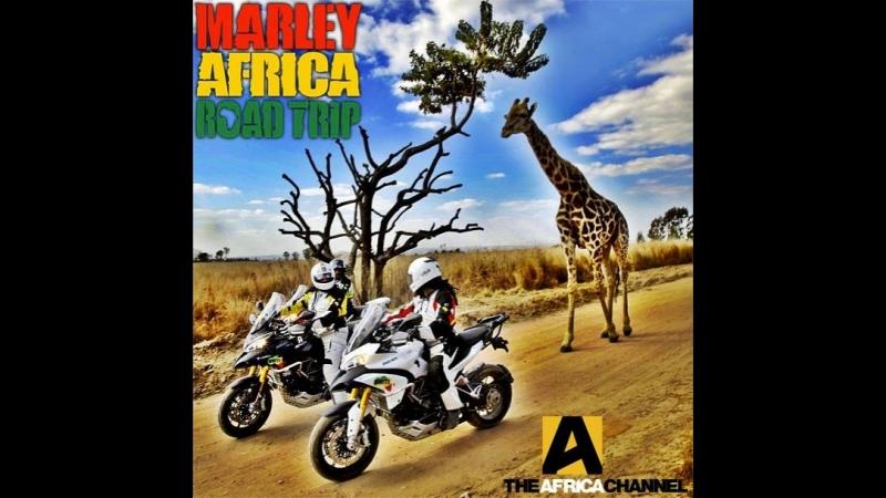 Памяти Боба Марли. Путешествие по Африке / Marley Africa Road Trip (2011) Part 3