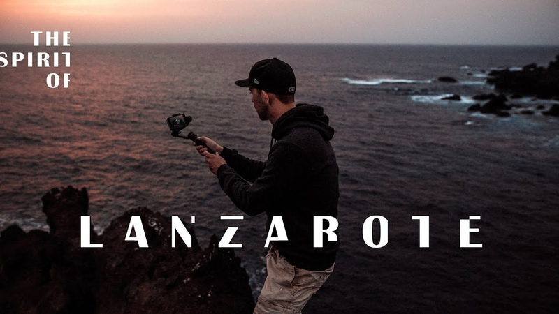 The Spirit of Lanzarote-Filmed with Zhiyun Smooth 3 and iPhone 6s