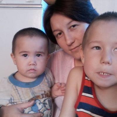 Анюзка Хасанова, 12 января 1989, Кривой Рог, id194708202