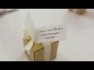 Саша и Мила. Корейская свадьба. Свадебный клип.
