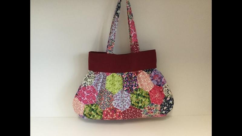Coudre un sac à main réversible - Tuto Couture Madalena