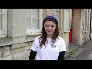 Maisie Williams @ BDC [Official HD]