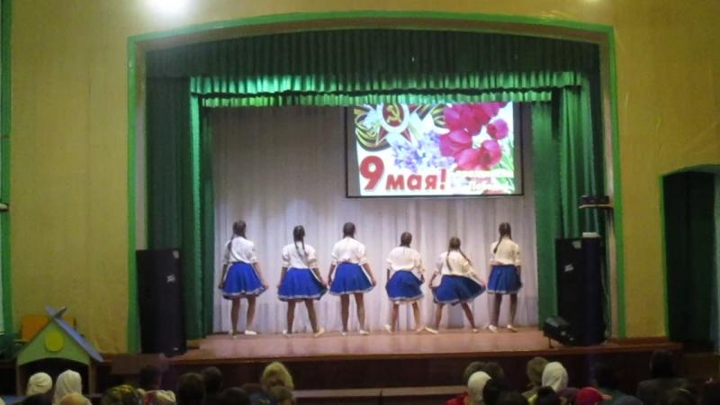 Танцевальный коллектив Чаткылар при СДК с.Старокучербаево (руководитель Гильманова Лилия Тагировна