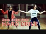 Shenseea x Konshens x Rvssian - Hard Drive DANCEHALL Oxi