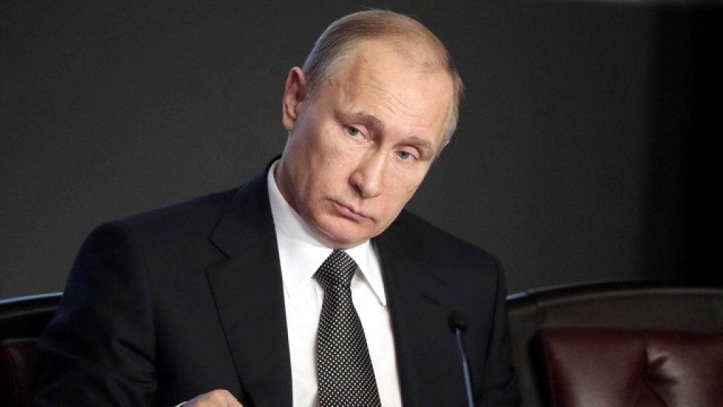 Путину доложили о ходе ремонта Санчурского тракта в Марий Эл.