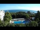 Крым, Гаспра, парк-отель Марат