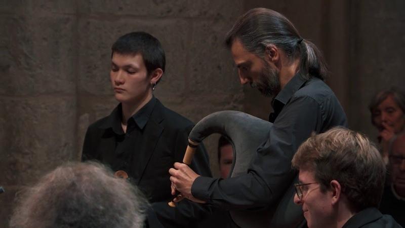Musique ancienne d'Écosse par les Musiciens de Saint-Julien - Live @ Festival dAmbronay